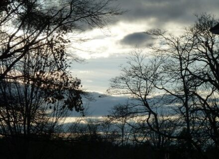 Solstice Sky–A New England Winter Vision
