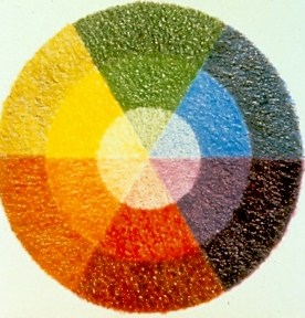 Color Wheel:  Tint and Tone
