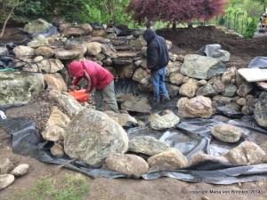 Adding the Small and Small Medium Stones