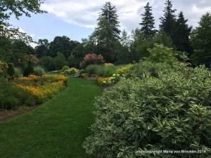 Massachusetts Horticultural Society's Bresshingham Garden
