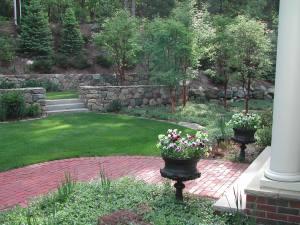 BUILD Magazine Award for Best Residential Landscape Design