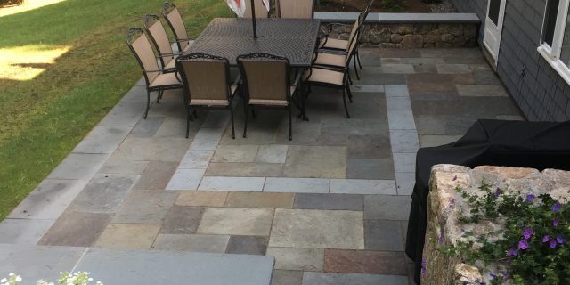 Charming Patio Makeover Seats 10!
